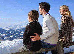 Einfach schön - mit der Familie im Winterurlaub