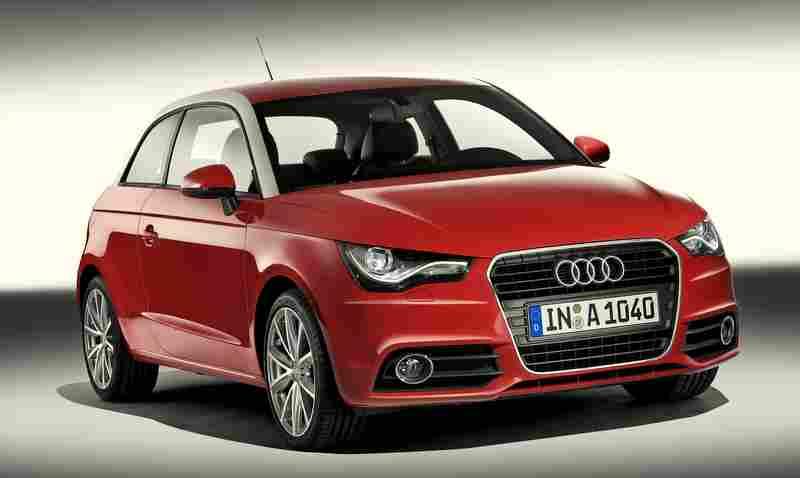Audi A1 Foto: Hersteller