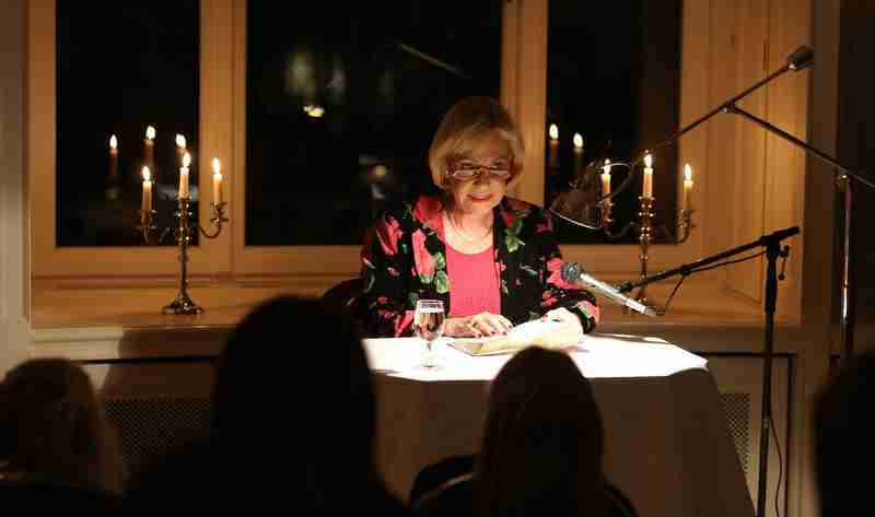Lesung mit Dagmar Berghoff - Der Fuchs Hamburg Foto: Der Fuchs