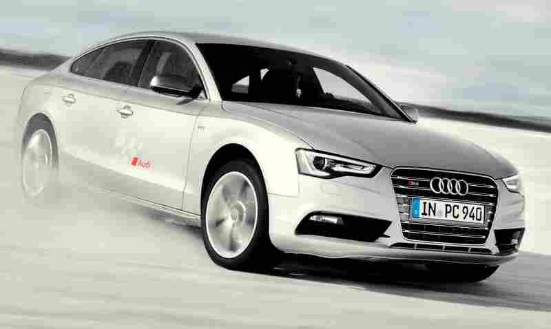 Audi quadro bei der Audi driving Experience Hamburg erleben Foto: Hersteller