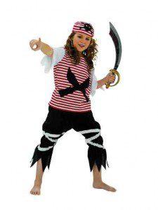 Wer sagt das sich nur Jungs als Piraten verkleiden?  Foto: dodenhof