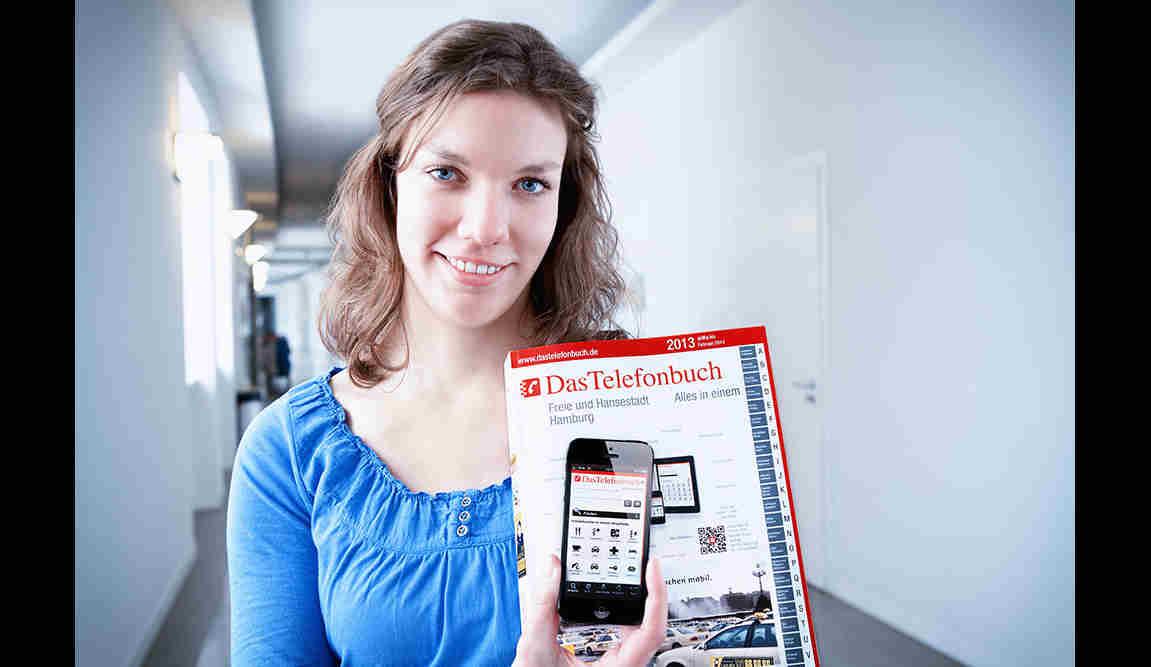 Der Mix macht es im lokalen Markt Online, Mobil und Telefonbuch Foto TVG Verlag