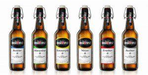 Neu im Sortiment: Holsten Craft Bier  Foto: Brauerei