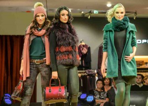 FashionCircus bei dodenhof in Kaltenkirchen Foto: dodenhof