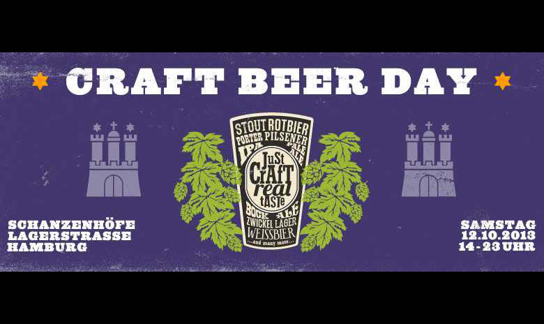 Craft Beer Day Hamburg 2013
