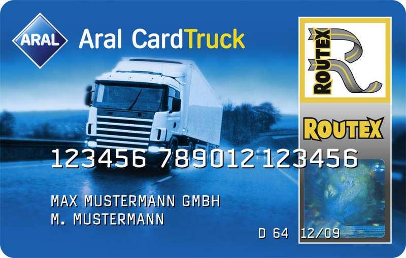 Aral Card Truck Foto: Aral AG - Pressebild