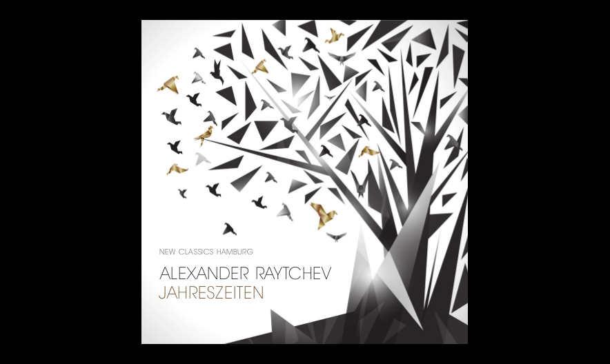 Das Debütalbum des Pianisten Alexander Raytchev