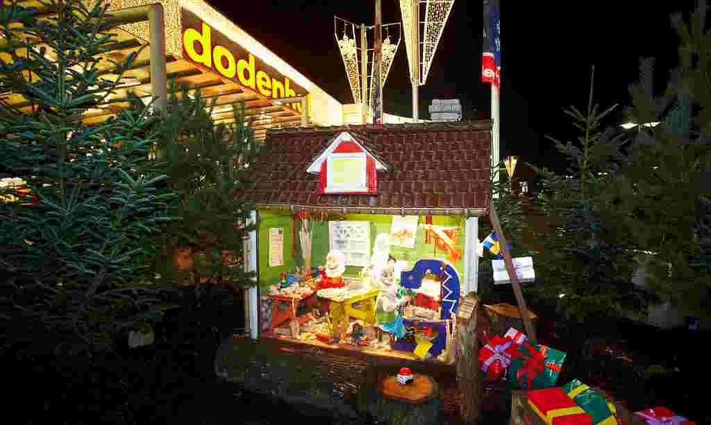 dodenhof Moonlight-Shopping im Wichtelwald Foto: dodenhof