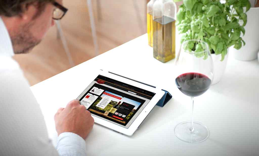 Navinum das neue Weinportal Foto: Navinum