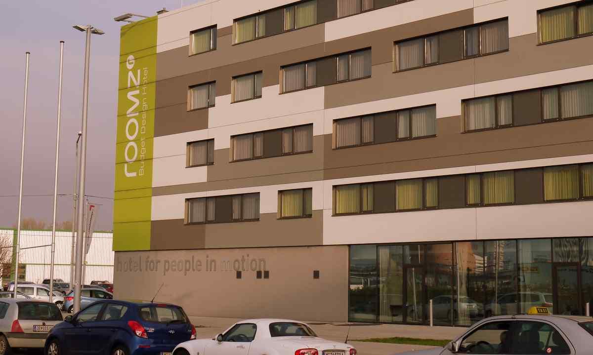 roomz vienna - das Budget Designer Hotel © ganz-hamburg.de