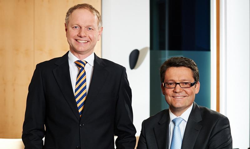 Manuel Frech und Kai Comberg Foto: Kanzlei