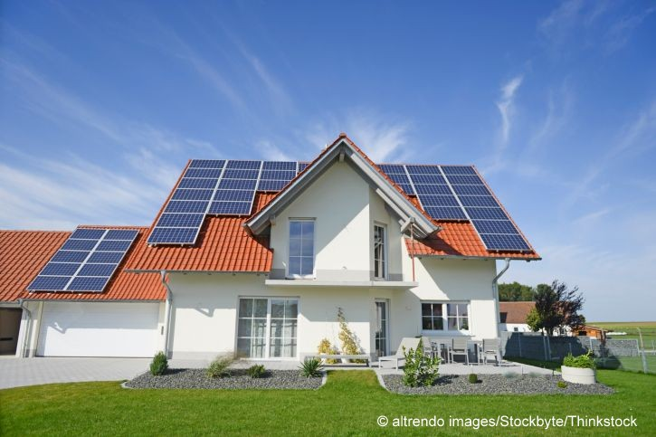 Einfamilienhaus © altrendo images/Stockbyte/Thinkstock