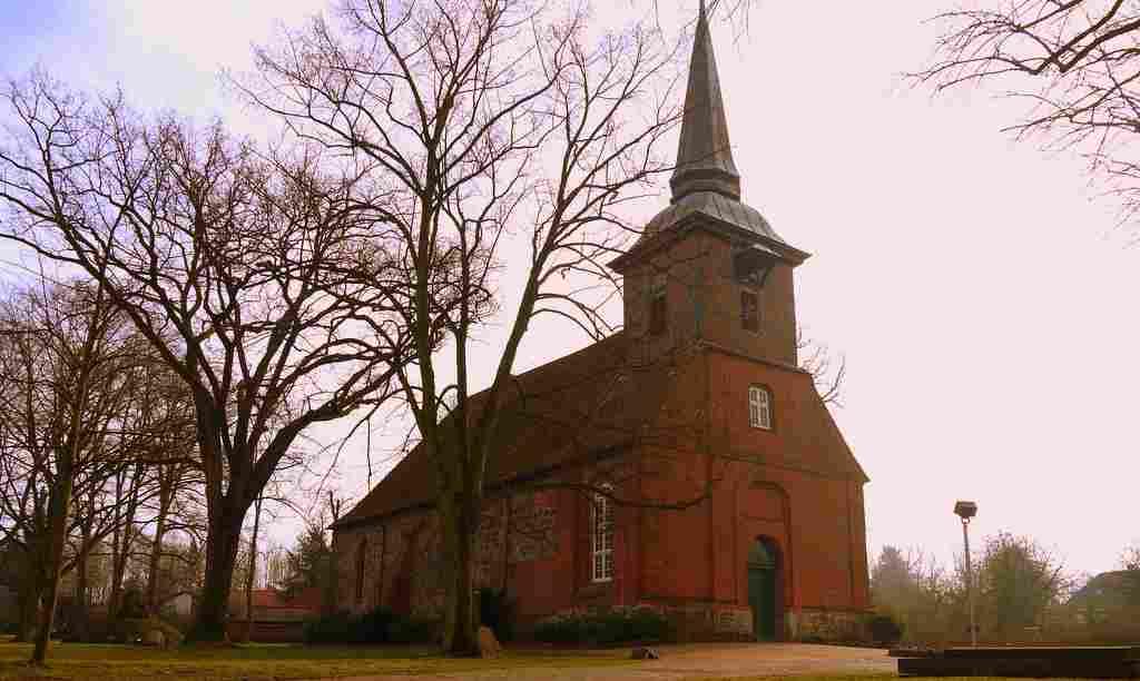 Hochzeitskirche Hamburg Bergstedt © ganz-hamburg.de