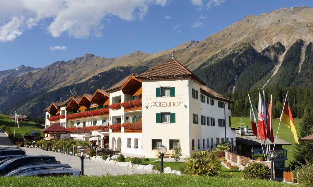 Der Gassenhof im Ridnauntal Südtirol Foto: Hotel
