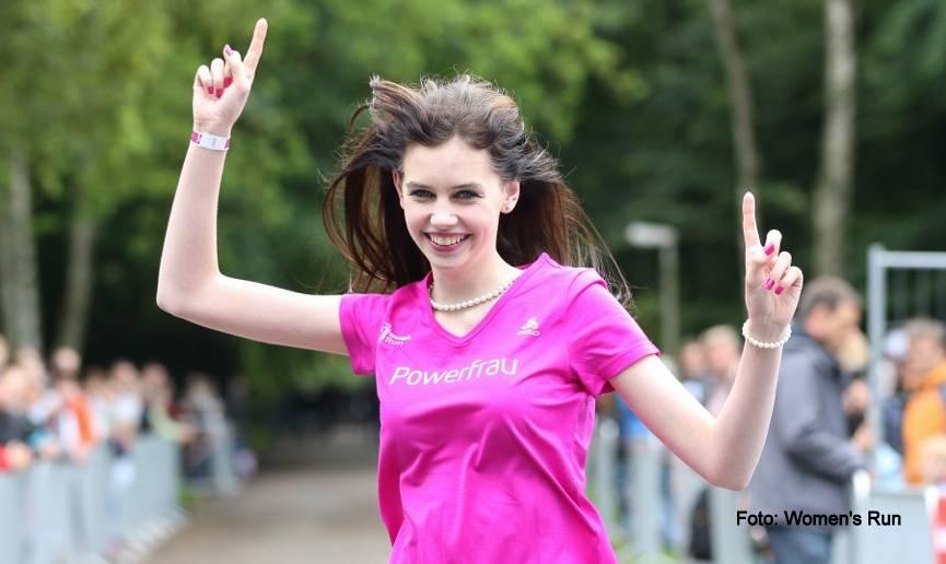 Women's Run in Hamburg Foto: Veranstalter