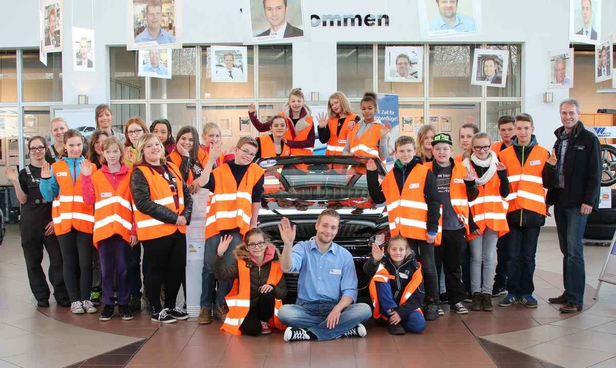 Auto Wichert Girl's Day 2014 (c) Auto Wichert