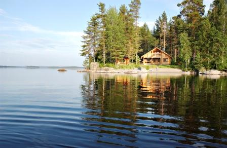 Ferienhaus Finnland Foto: Finnlines