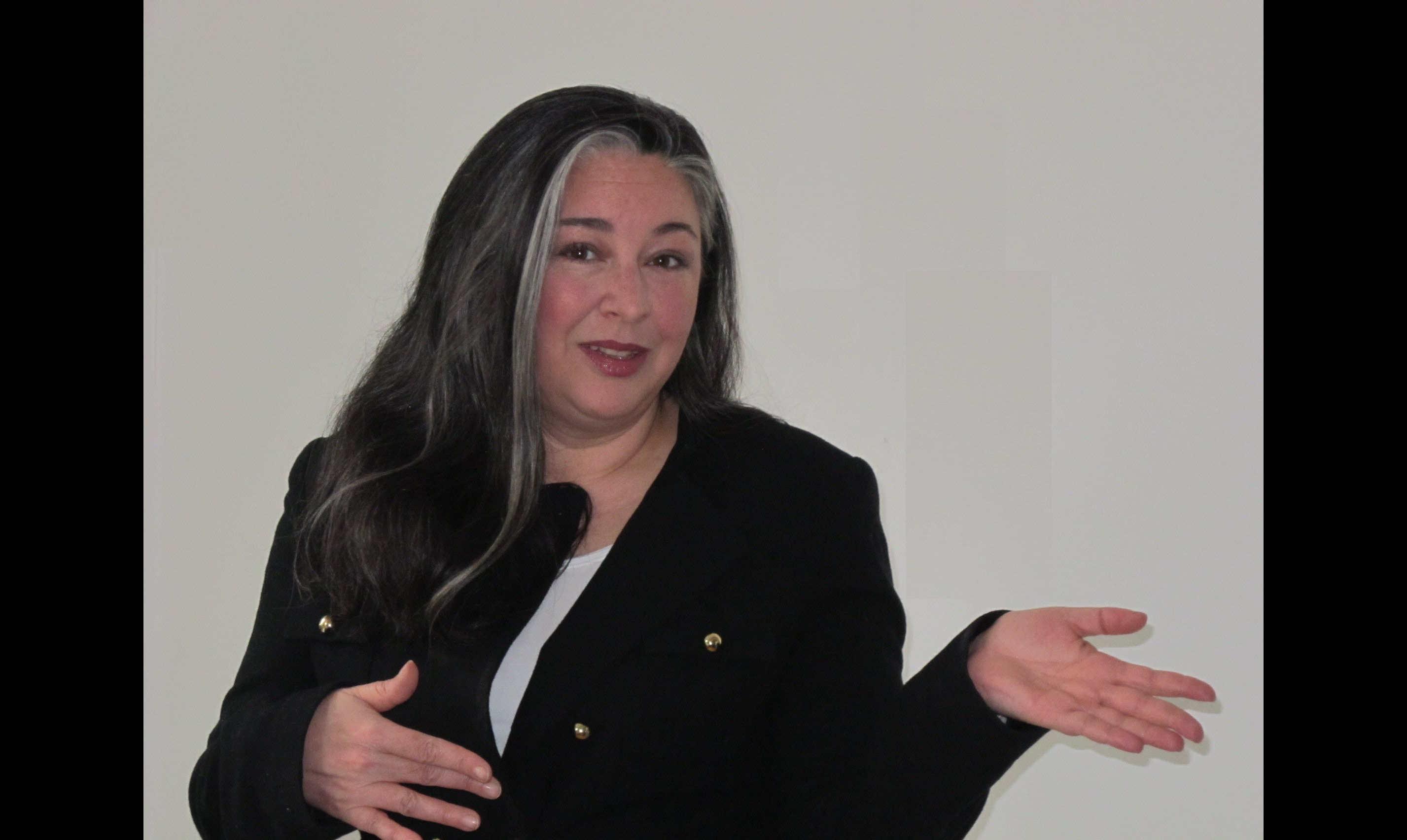 Melanie Heßler, Inhaberin der Kommunikationsberatung PR MarCom