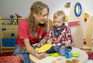 Kinderbetreuung im Kinderhotel Rudolfshof Foto: MK Salzburg/Hotel