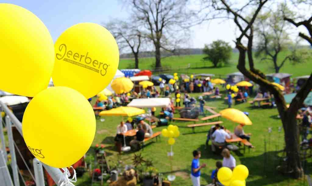 Das Deerberg Frühlingsfest in Velgen © Deerberg