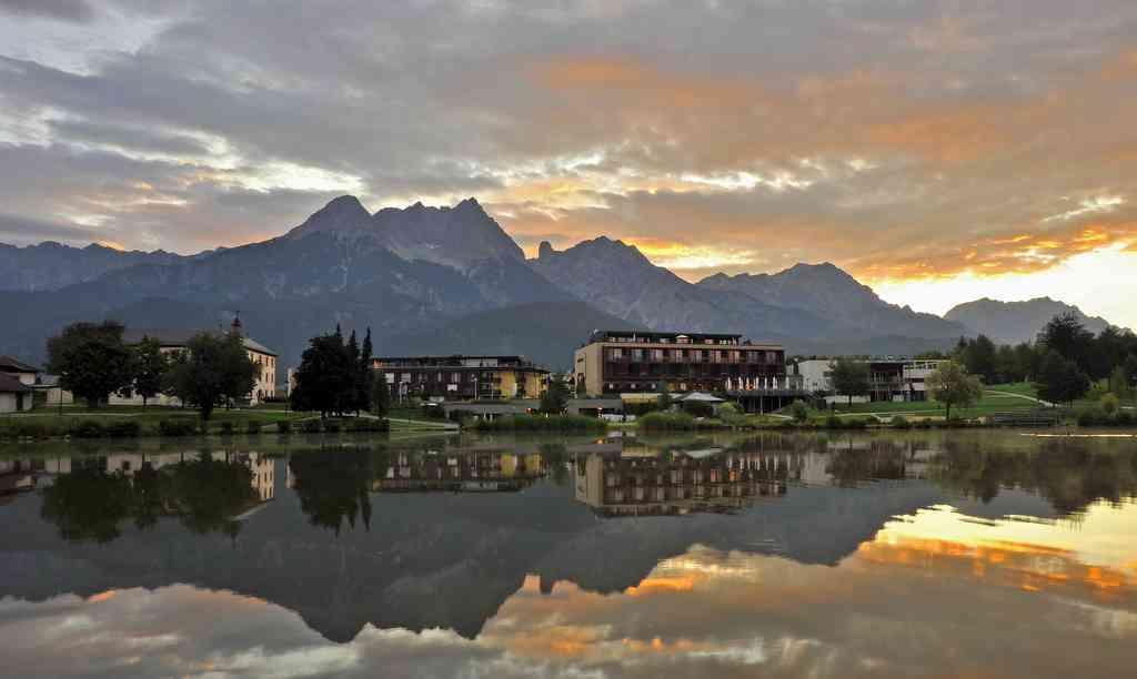 Morgenstimmung am Ritzenhof © Hotel