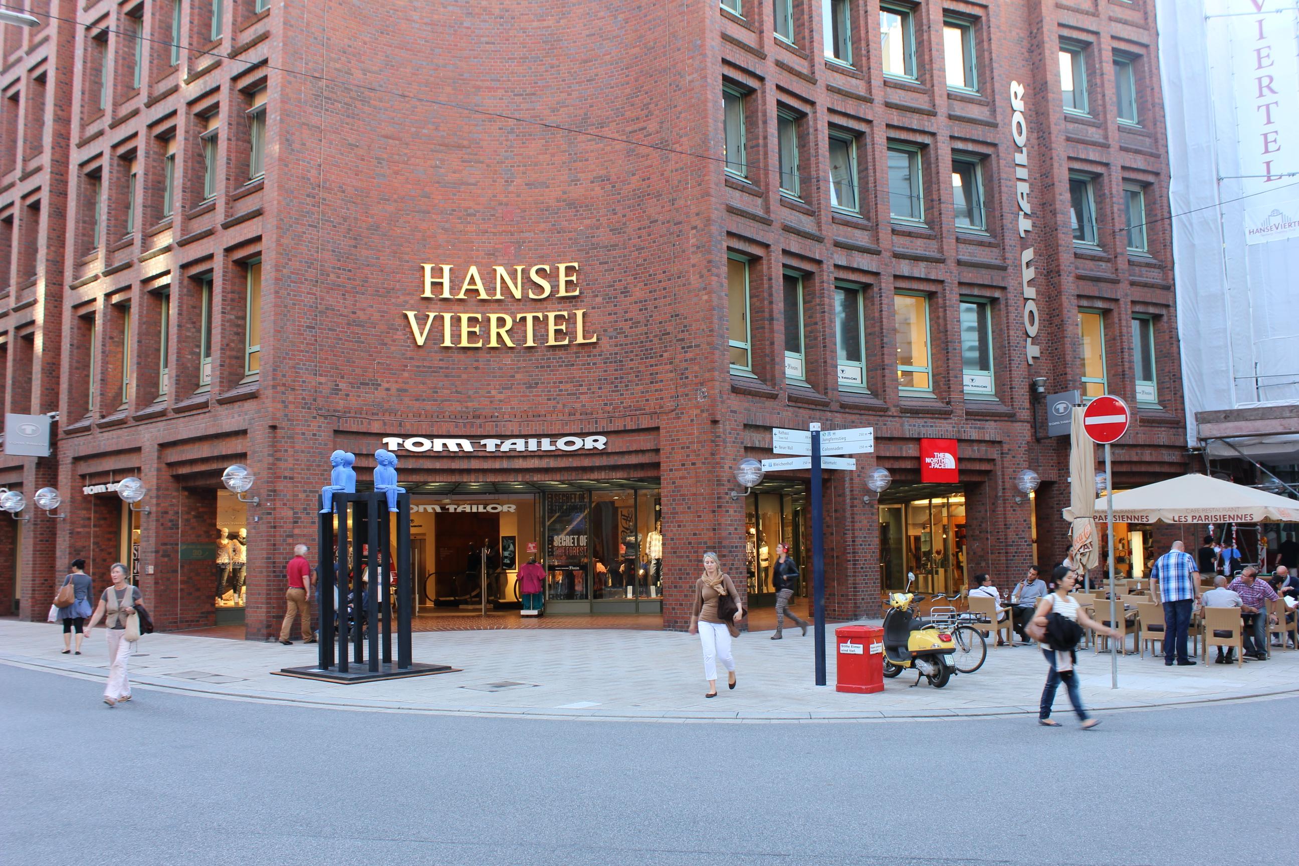 Hanse-Viertel Foto: Hanseviertel