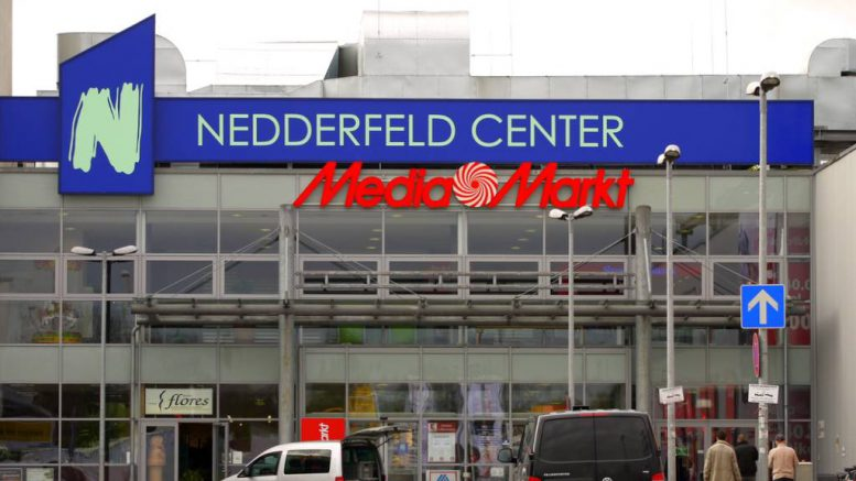 Das NEDDERFELD Center - Shopping in Eppendorf