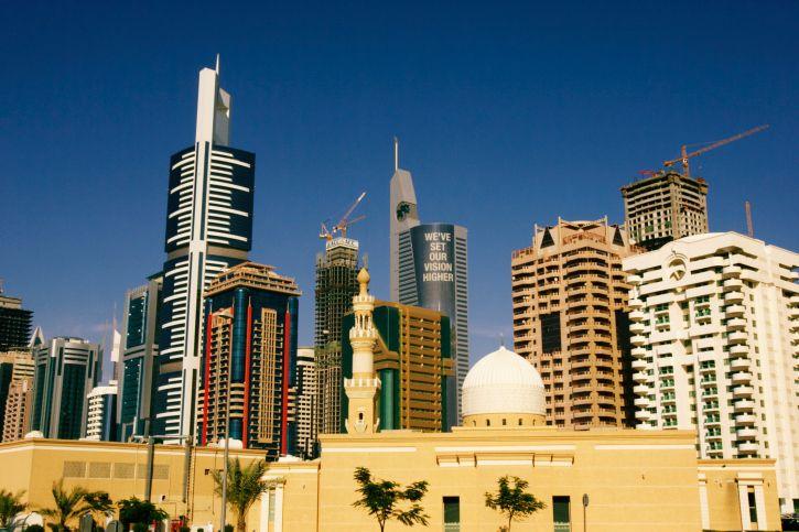 Abu Dhabi Stadtkulisse Foto: Sam Robinson/Photodisc/thinkstock