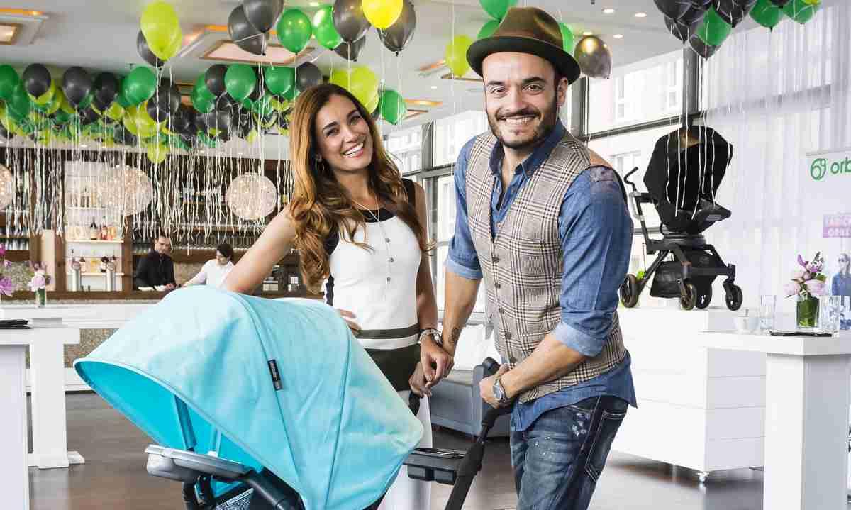 Jana Ina und Giovanni Zarrella Foto: Importeur