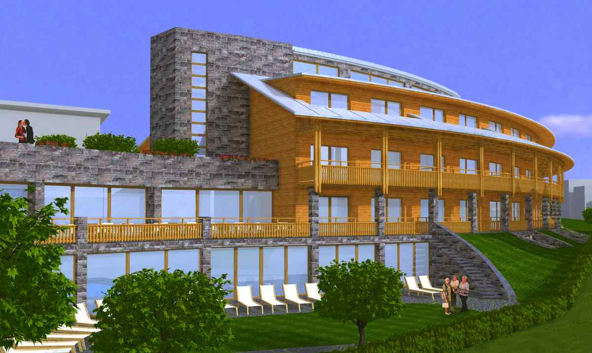 ElisabethHotel in Mayrhofen Foto: Hotel