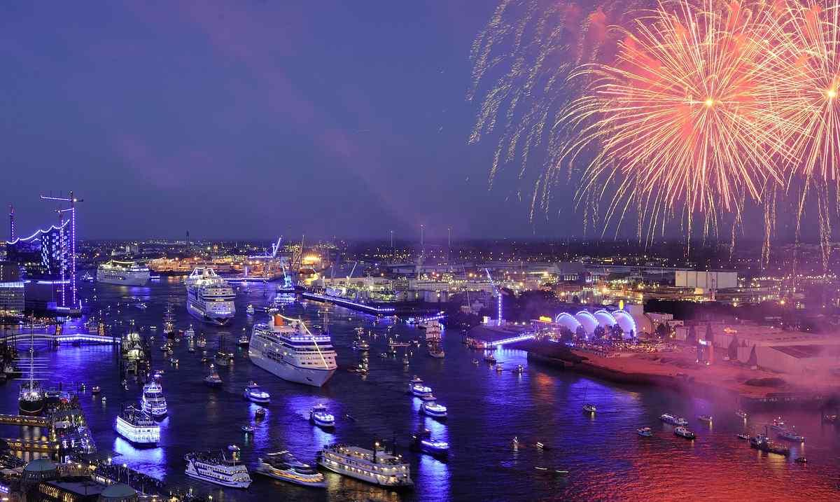 Hamburg Cruise Days Foto: Manuel Lebowski/bsc media