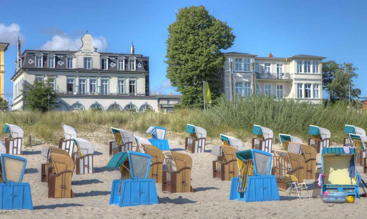 Romantik Strandhotel Atlantic Foto: Hotel