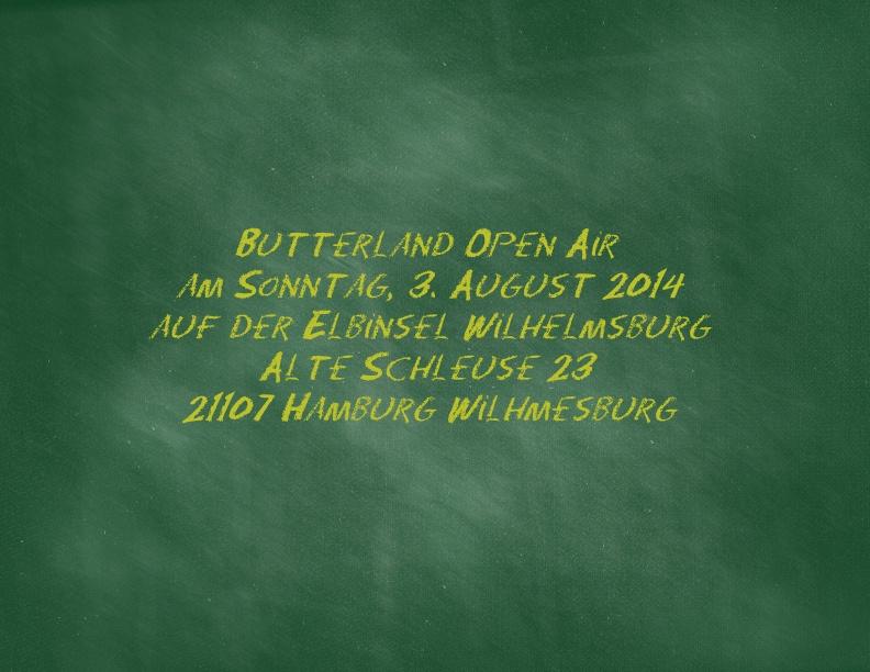 Butterland Open Air