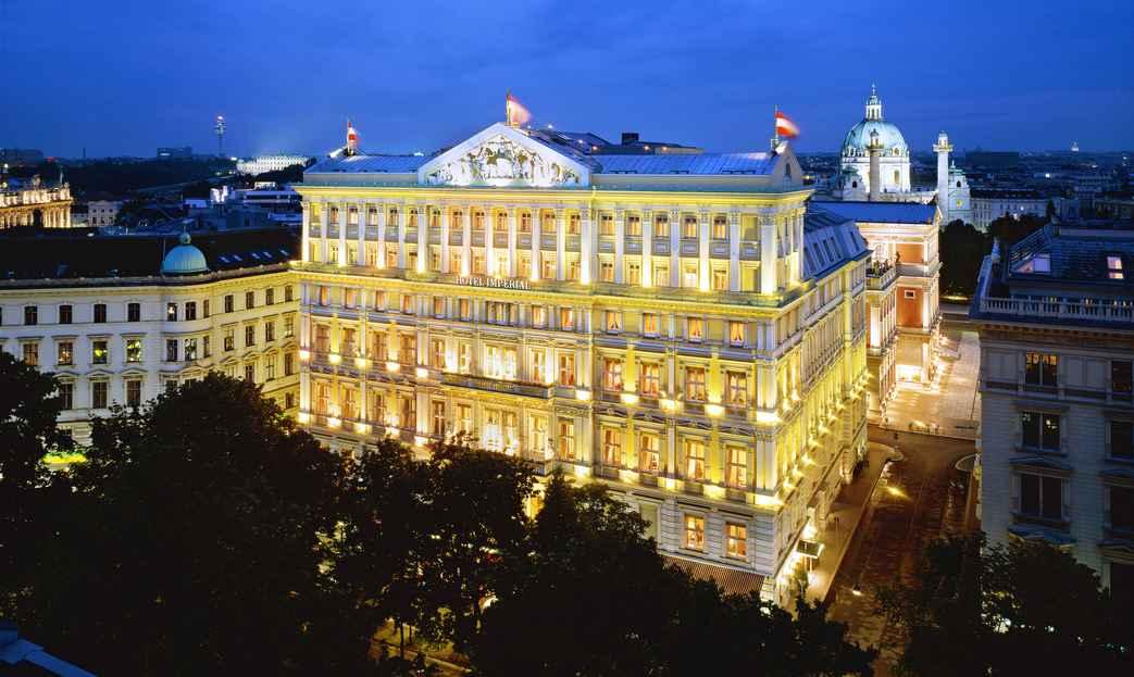 Just Away Hotel Imperial Wien Foto: Hotel