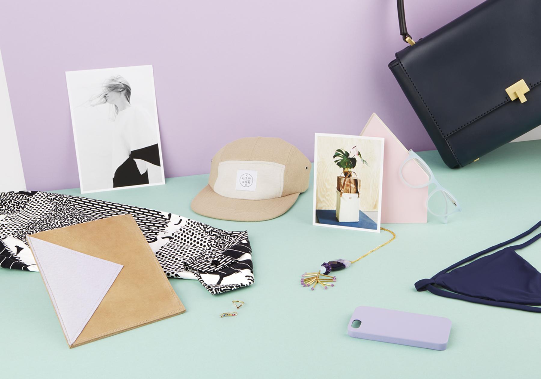 Mercedes me Store mit Fashion und Design Foto: Mercedes me Store