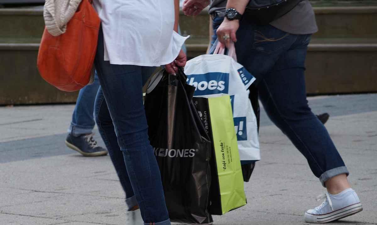 Sonntags-Shopping in Hamburg Foto: ganz-hamburg.de