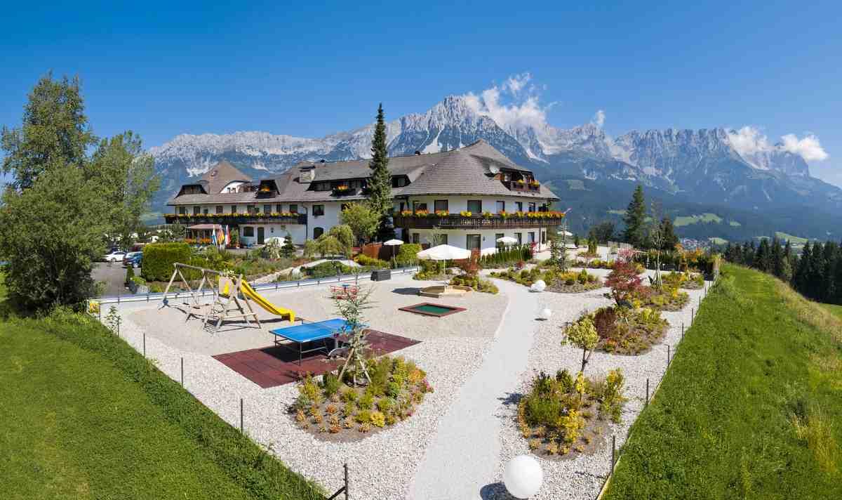 Hotel Kaiserhof Ellmau Foto: Hotel