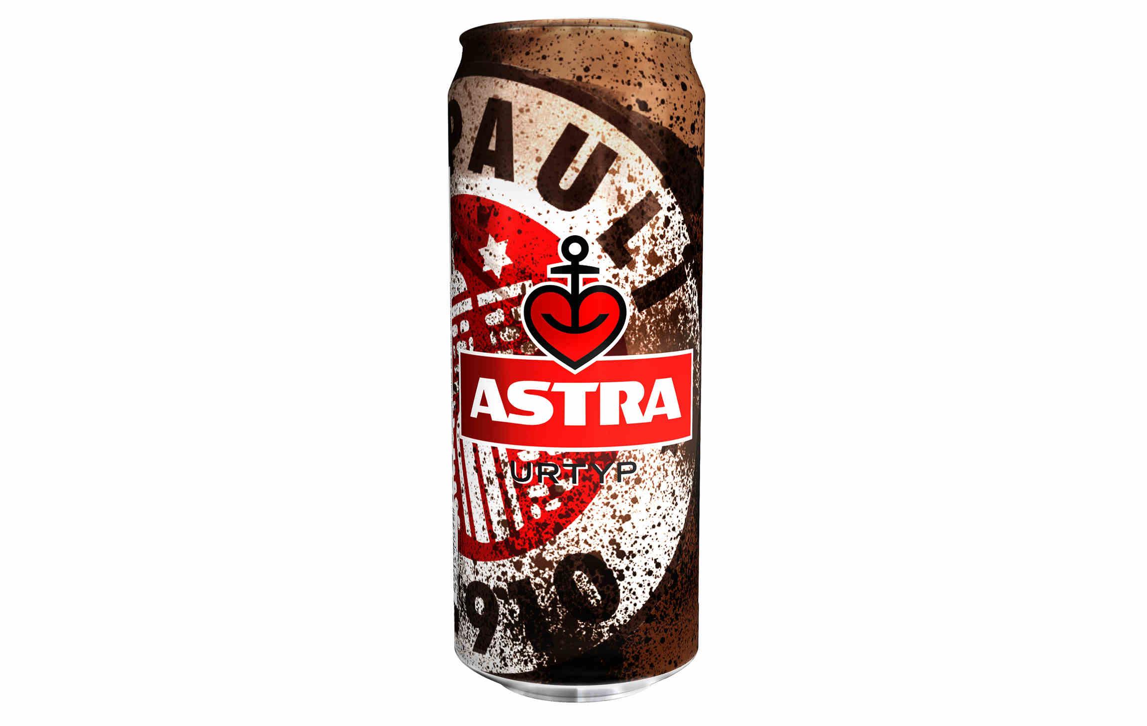 Astra Fan Dose Foto: Brauerei