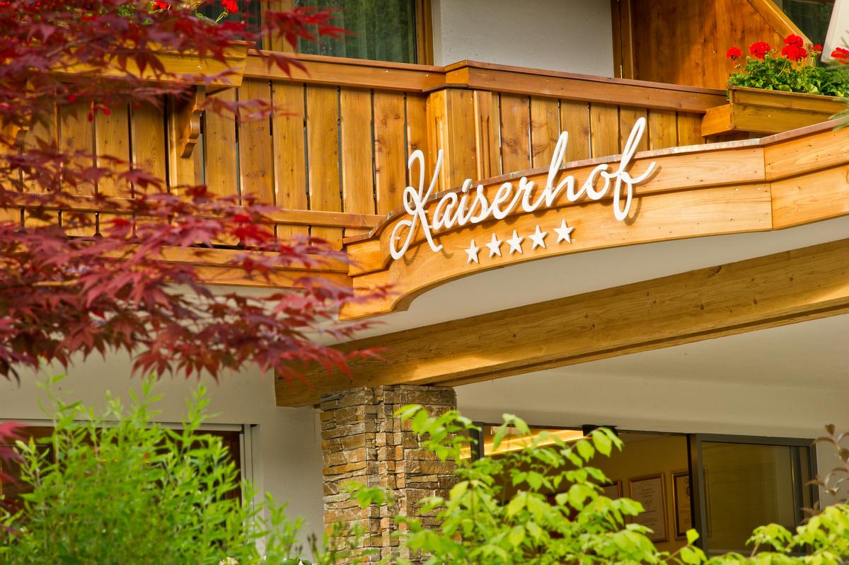 Spitzengastronomie im Hotel Kaiserhof in Ellmau Foto: Hotel