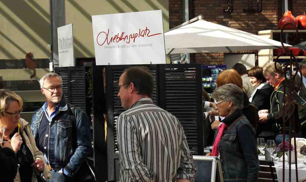 Markttage im garten von ehren ganz hamburg - Gartenmarkt hamburg ...