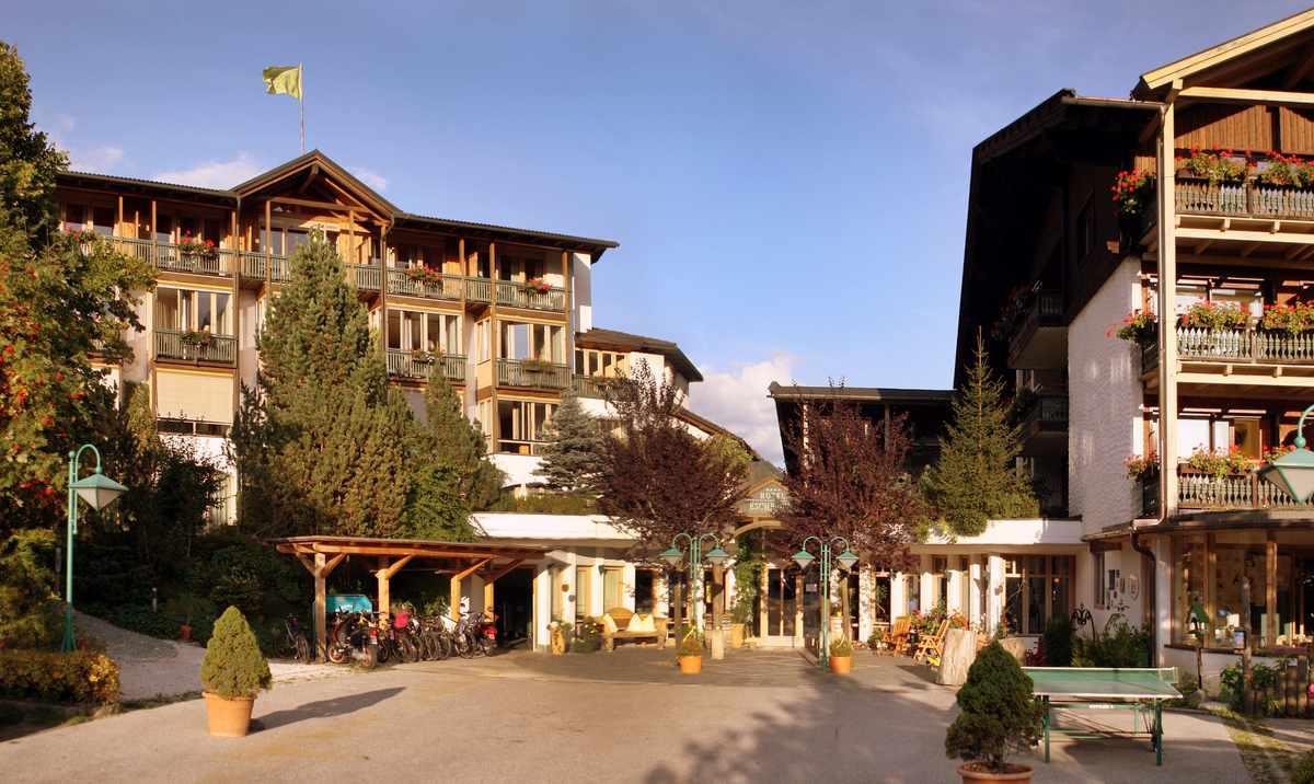 Der Eschenhof Foto: Hotel