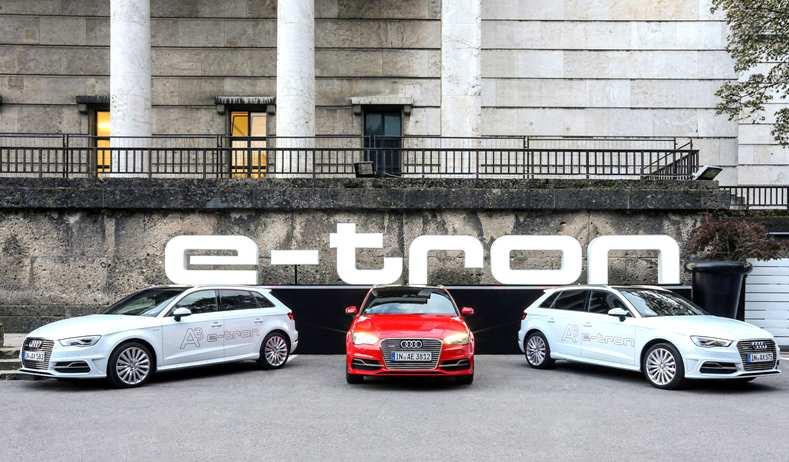 Audi A3 e-tron* Foto: Audi