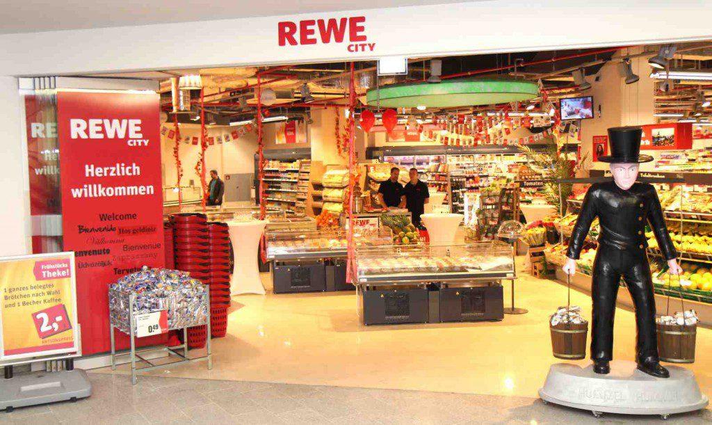 REWE City MarktFoto: REWE