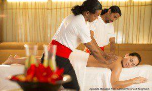 Massage Foto: Larimar Bernhard Bergmann