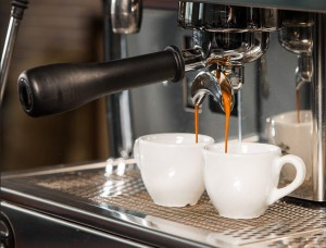 Espresso zubereiten Foto: Tchibo