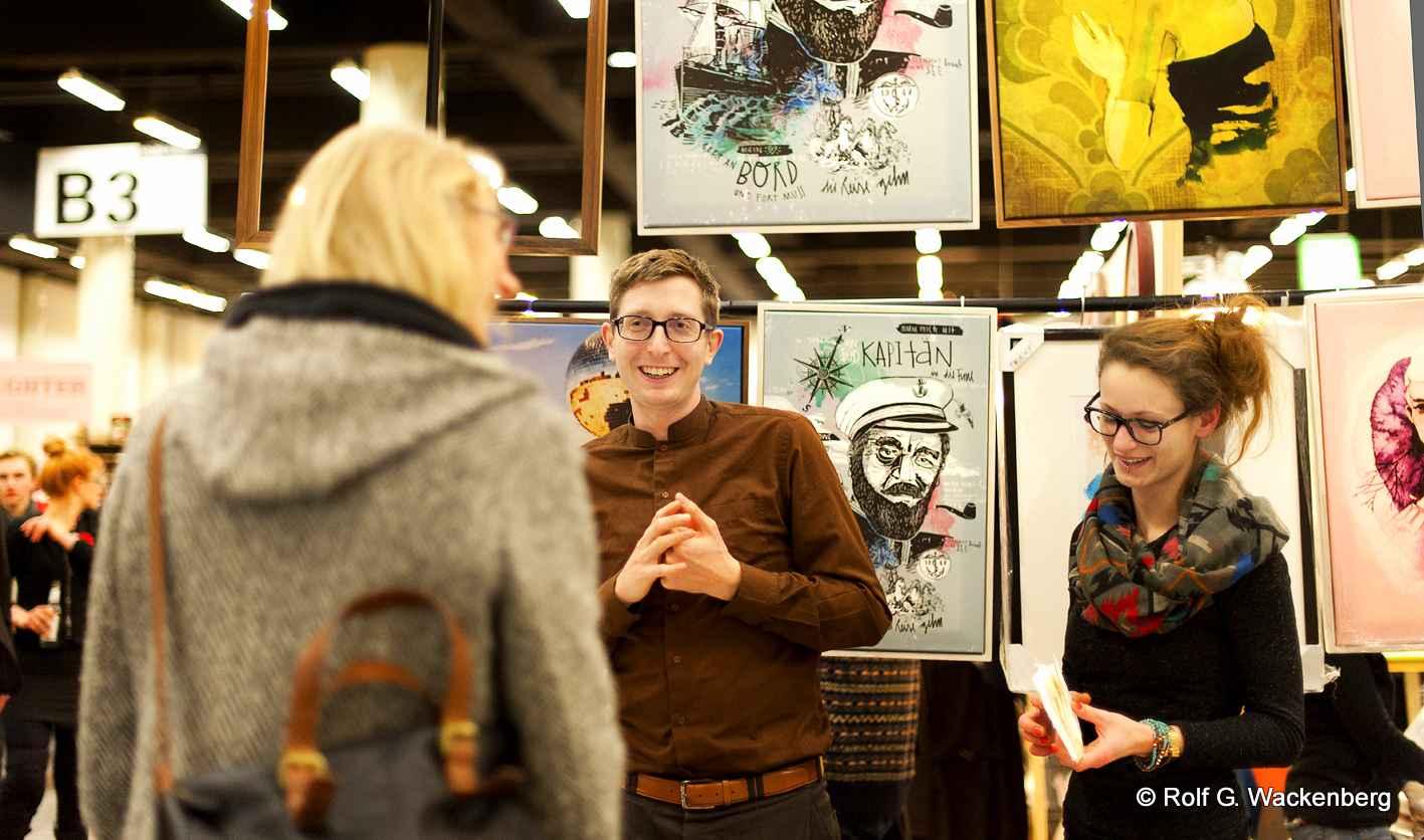 Der spezielle X-Mas Markt Foto: Rolf G. Wackenberg