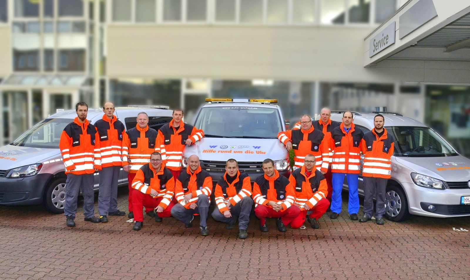 Service Mobil Team