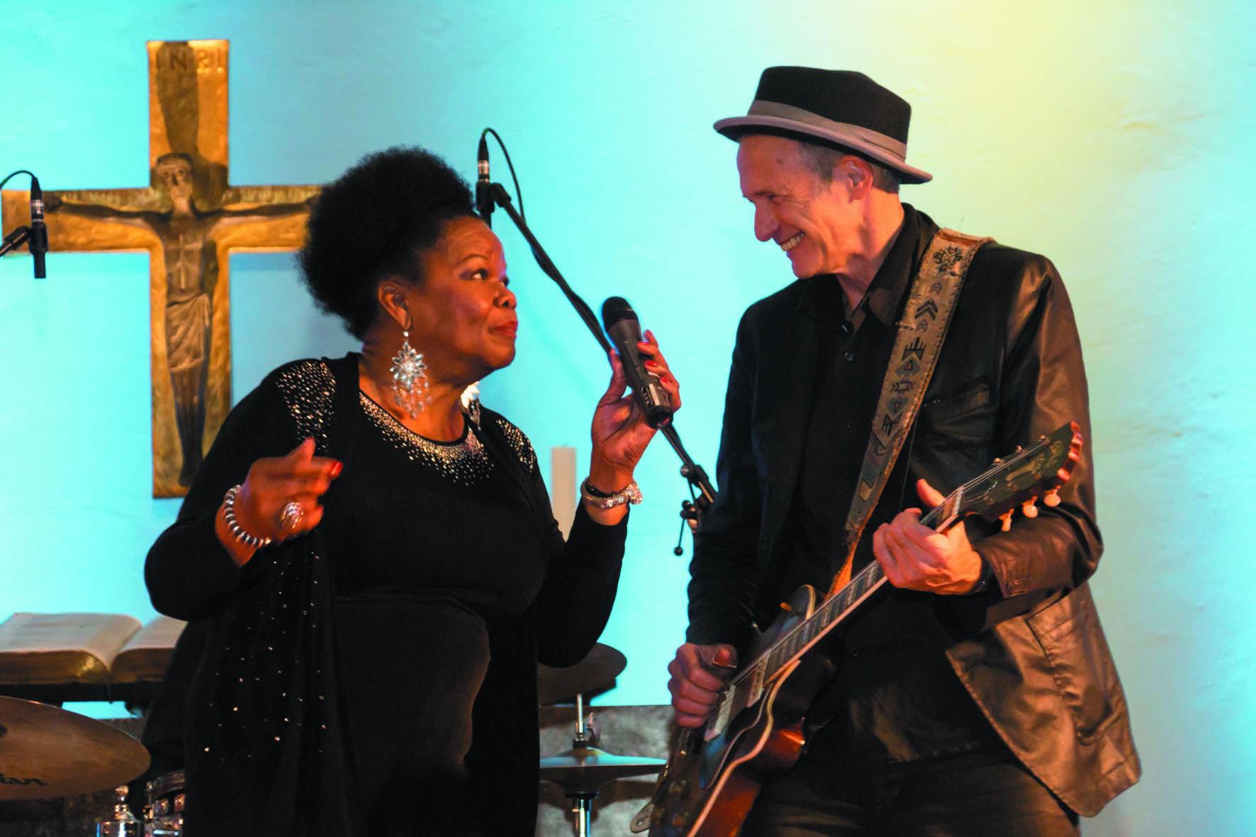 Gospel-Blues-Night Foto: Jan Müller