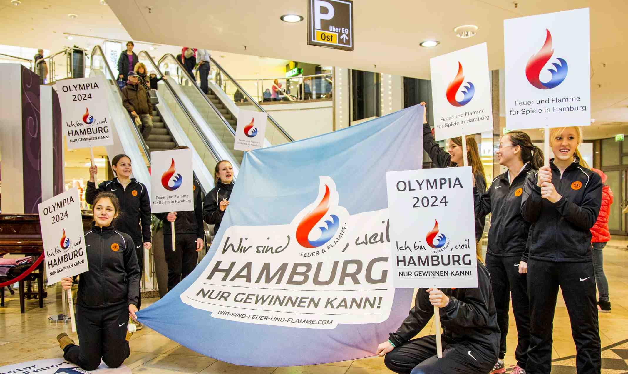 AEZ Olympia Aktion 2015