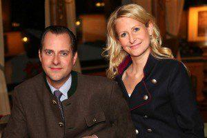 Christian Scheck und Julia Skardarasy-Scheck